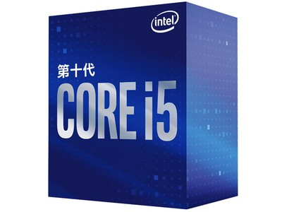Intel 酷睿i5 10400F